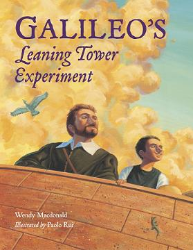 Galileo's Leaning Tower Experiment book cover